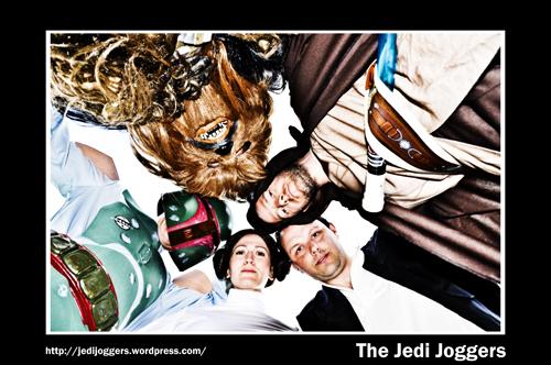 The Jedi Joggers